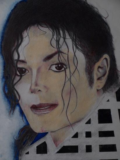 Michael Jackson by taro